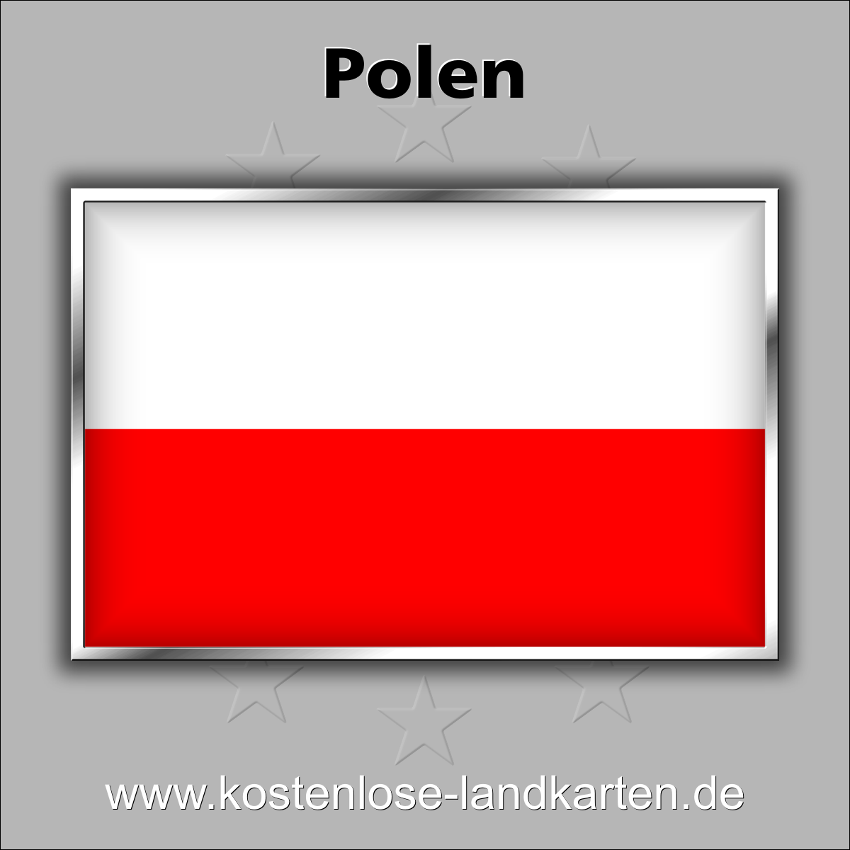 flagge polen bild  vorlagen zum ausmalen gratis ausdrucken